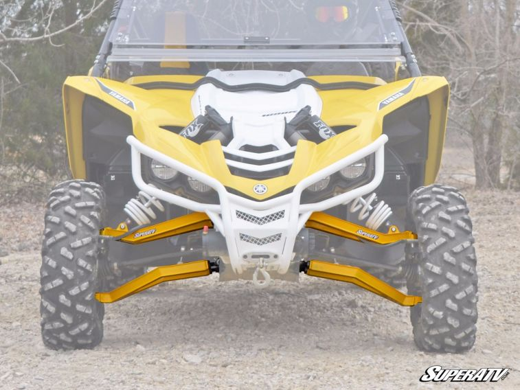 Yamaha YXZ AtlasPro Boxed Front A-Arms